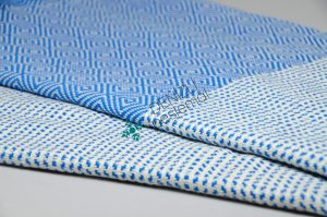 100% Cotton Diamond Stripe Peshtemals