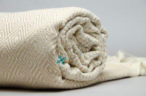 Diamond Stripe Best Fouta Peshtemals 100% Cotton Towels