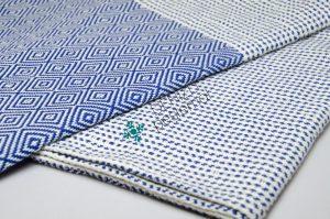 Diamond Stripe picnic blanket Peshtemals