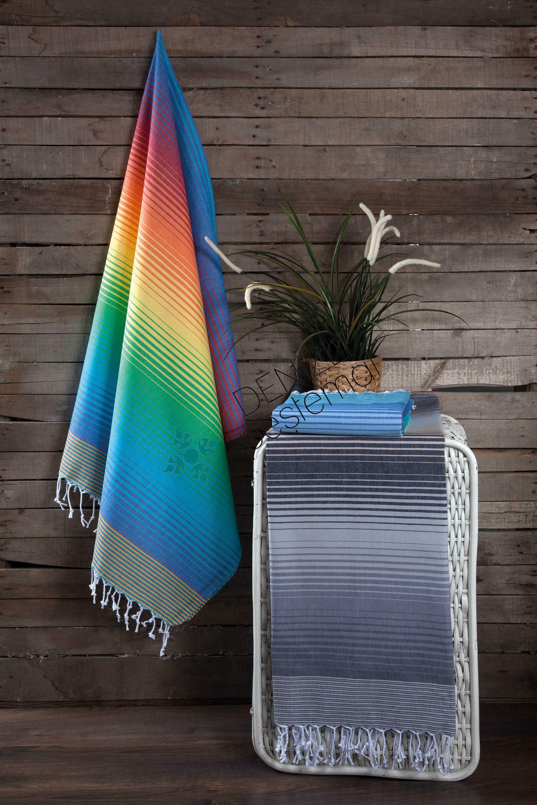 Rainbow Peshtemal